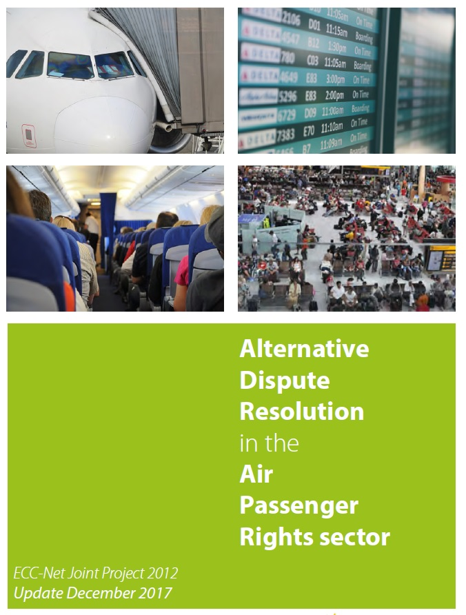 ALTERNATIVE DISPUTE RESOLUTION IN THE AIR PASSENGER RIGHTS SECTOR